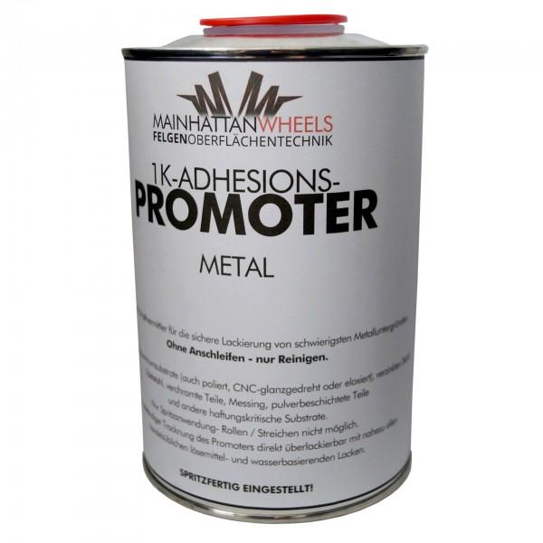 1K-CNC-Promoter Metall