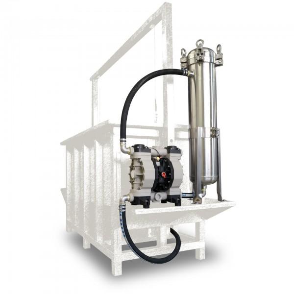 Druckluftmembranpumpensystem MW610-P