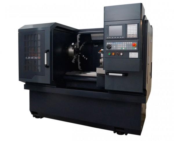 CNC-MW28H (6-Backen) – CNC-Maschine (Felgen bis 28 Zoll)