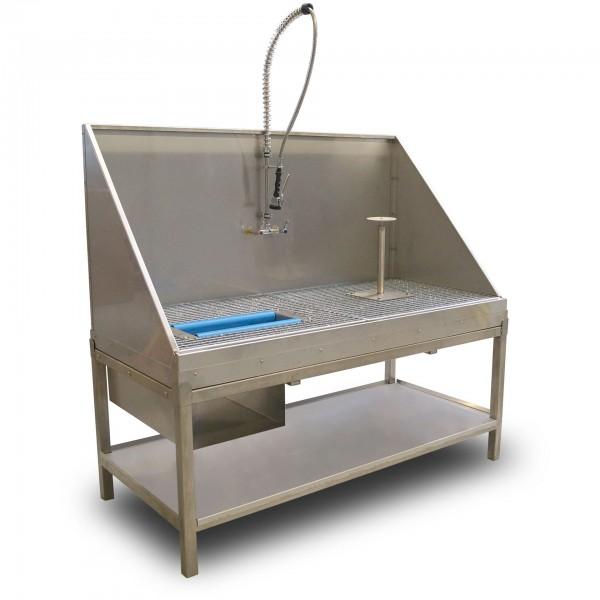 Reinigungstisch für Felgen MW-FR1