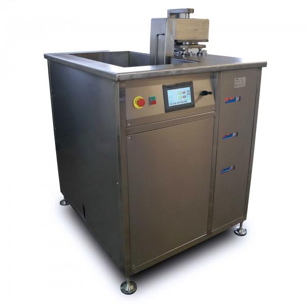 Ultraschall-Radwaschanlage MW-UC1