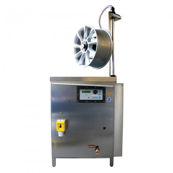 Felgen-Ultraschallreinigungssystem MW-CLEAN 301